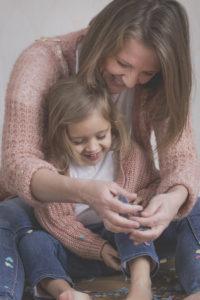Fotografía Lifestyle mama y hija