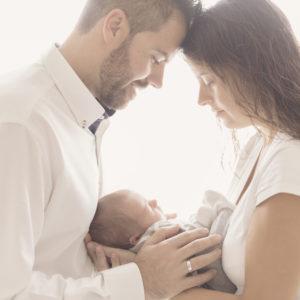Fotografía Lifestyle Newborn